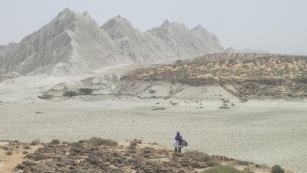 Looking for waves in Southern Iran