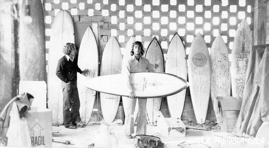 La Primera Ola - película sobre el surf en España
