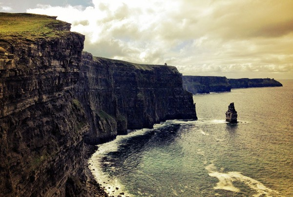 Cliffs of Moher by Joseba Attard
